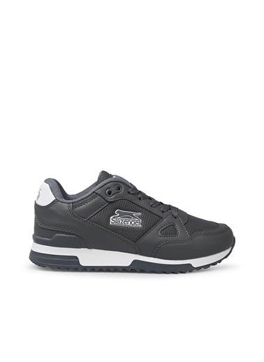 Slazenger Kadın Moon Sneakers SA11LK079 Gri